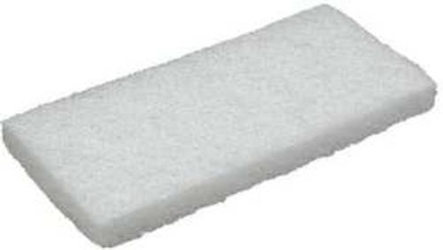 Unger Microfibre Scrub Pad White