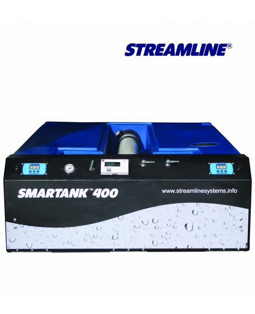 Smartank400 System with DI Vessel, Twin Pump and Controller