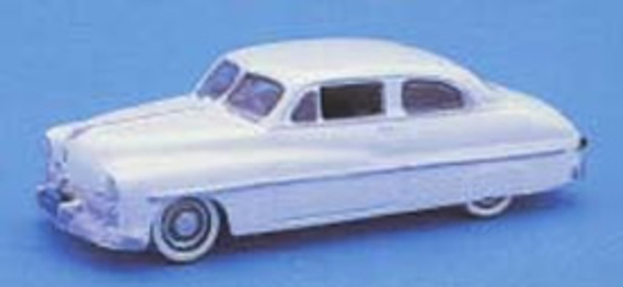 1949 Mercury 2 Door Coupe Kit