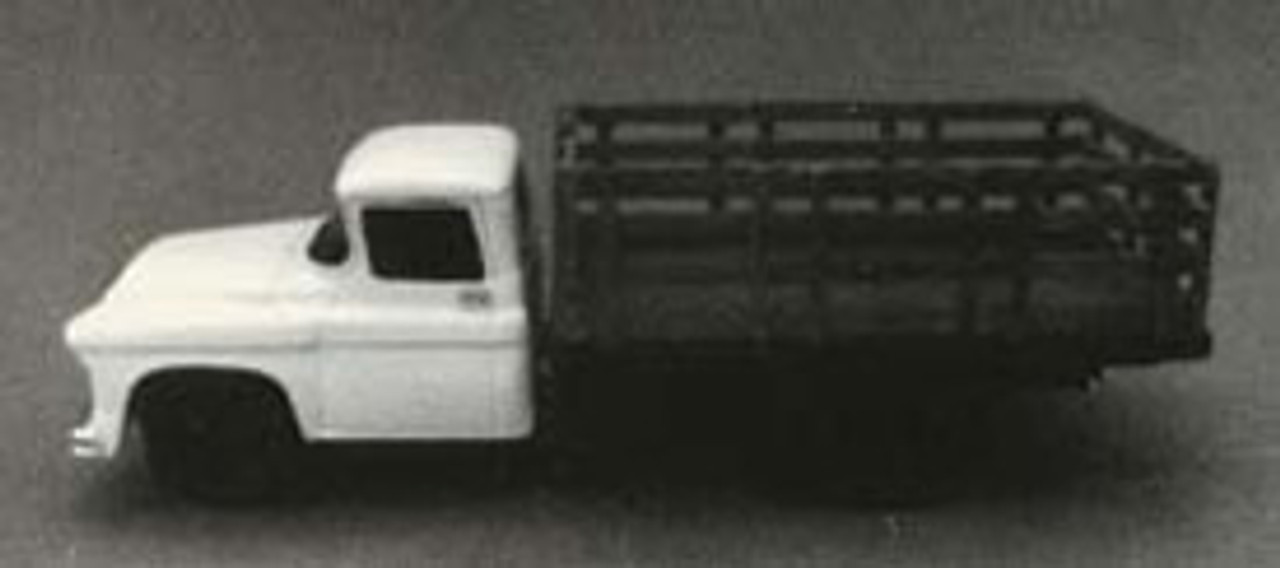 1955 Chevy 2 Ton Truck with Flat Bed & Rack Kit