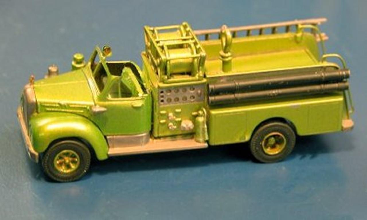 1953-64 Mack B42  with 'Bermuda' Open Cab & Pumper Body Kit