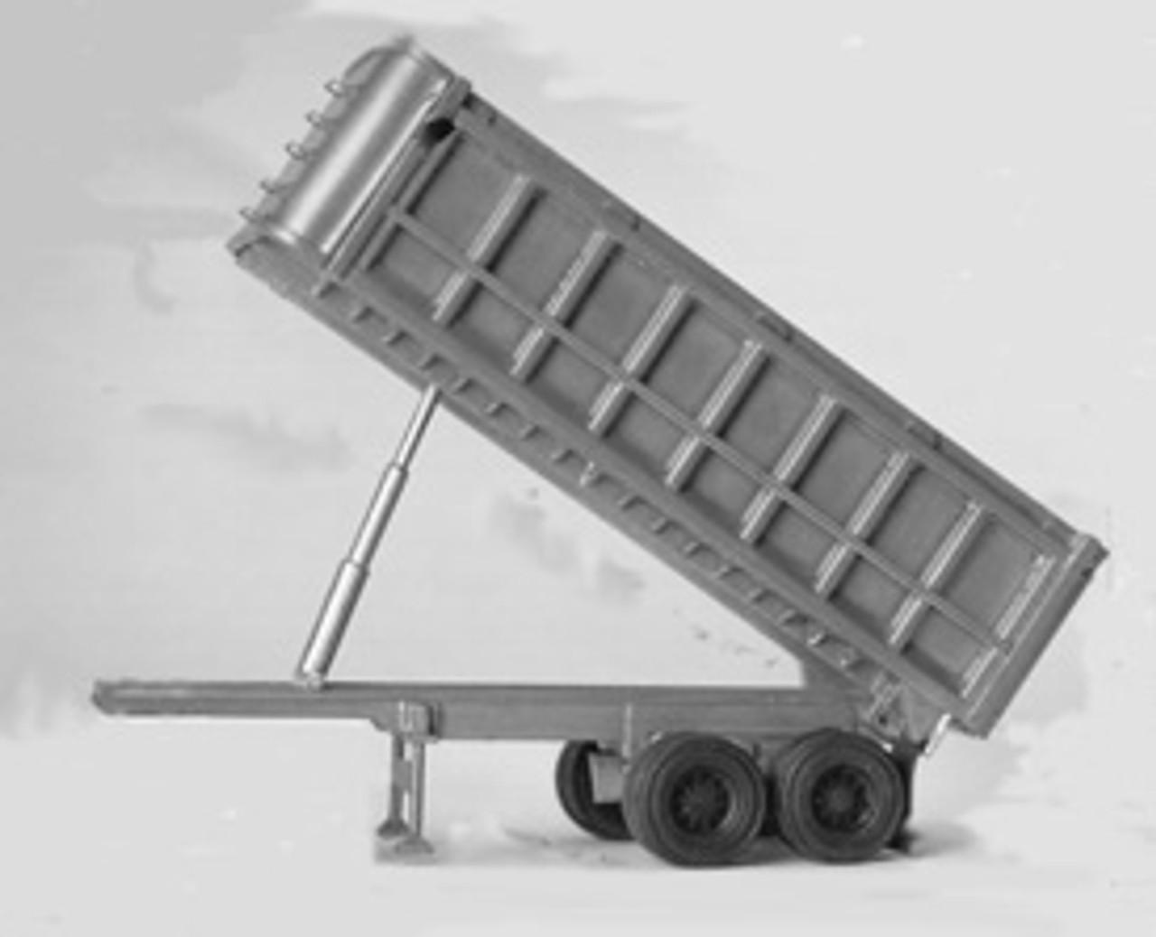 22 ft  Tandem Axle Dump Trailer Kit