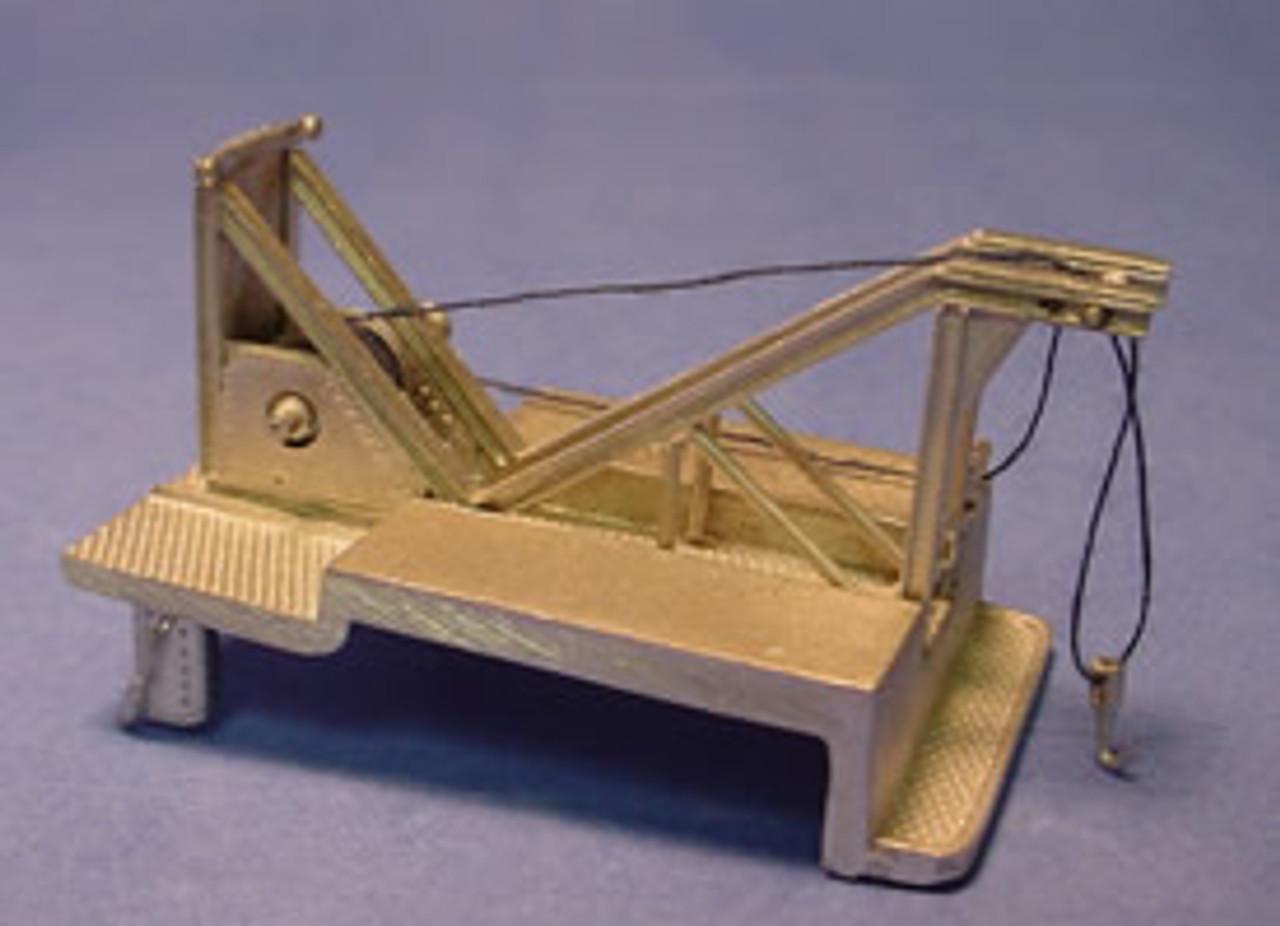 Heavy Duty Wrecker Body Kit