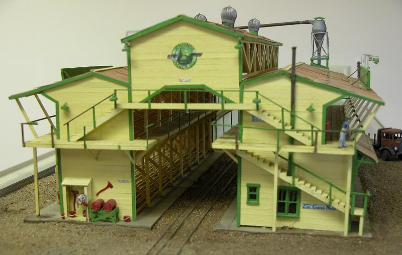 Jennings Lumber Co w/ Machinery Super Kit