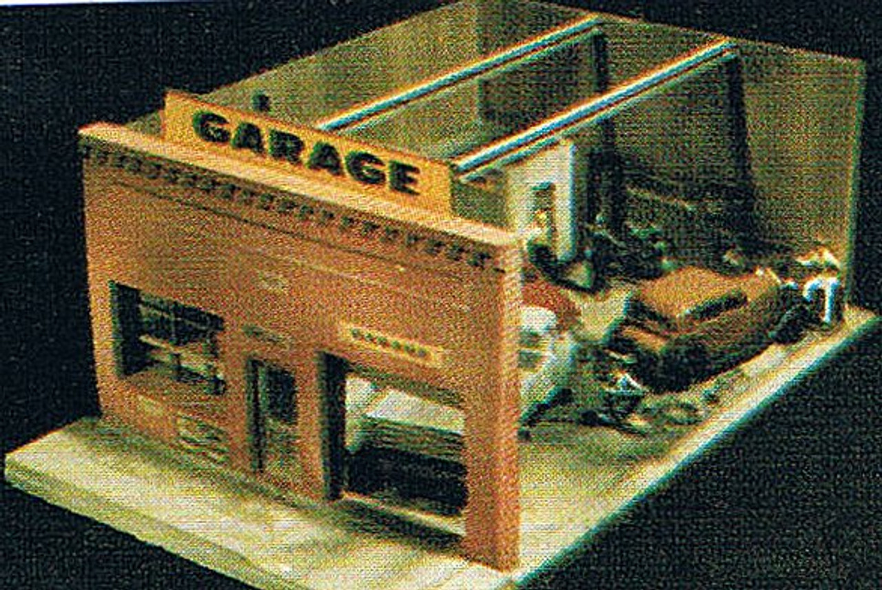 The Country Garage Kit