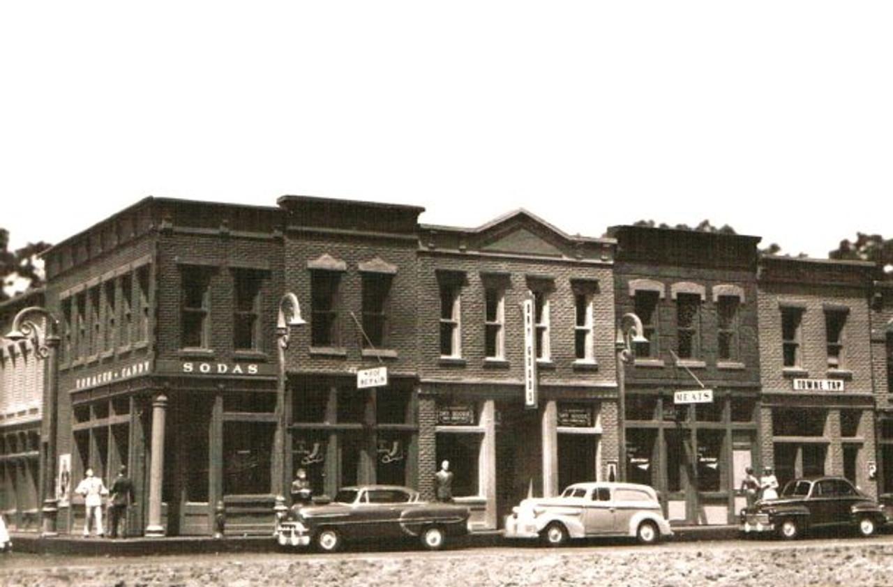 Burlington Street Kit