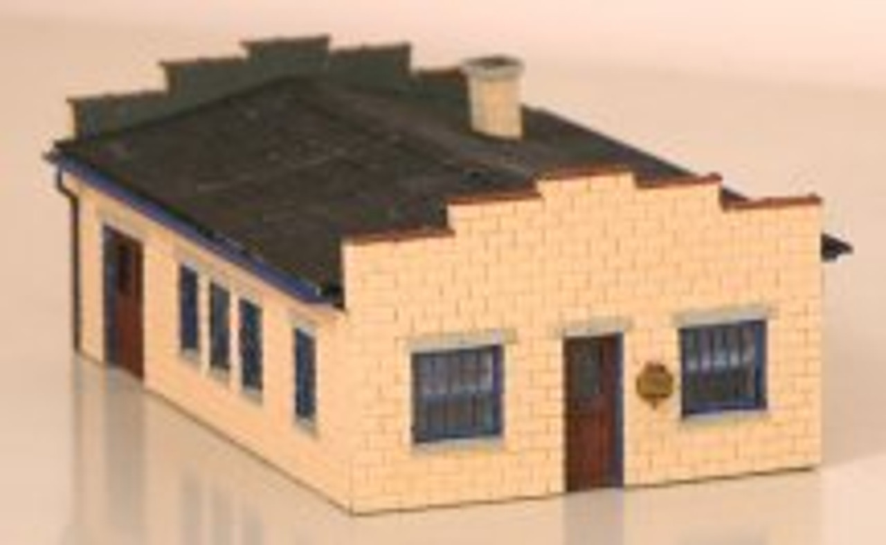 Birthplace of Model Railroader Kit