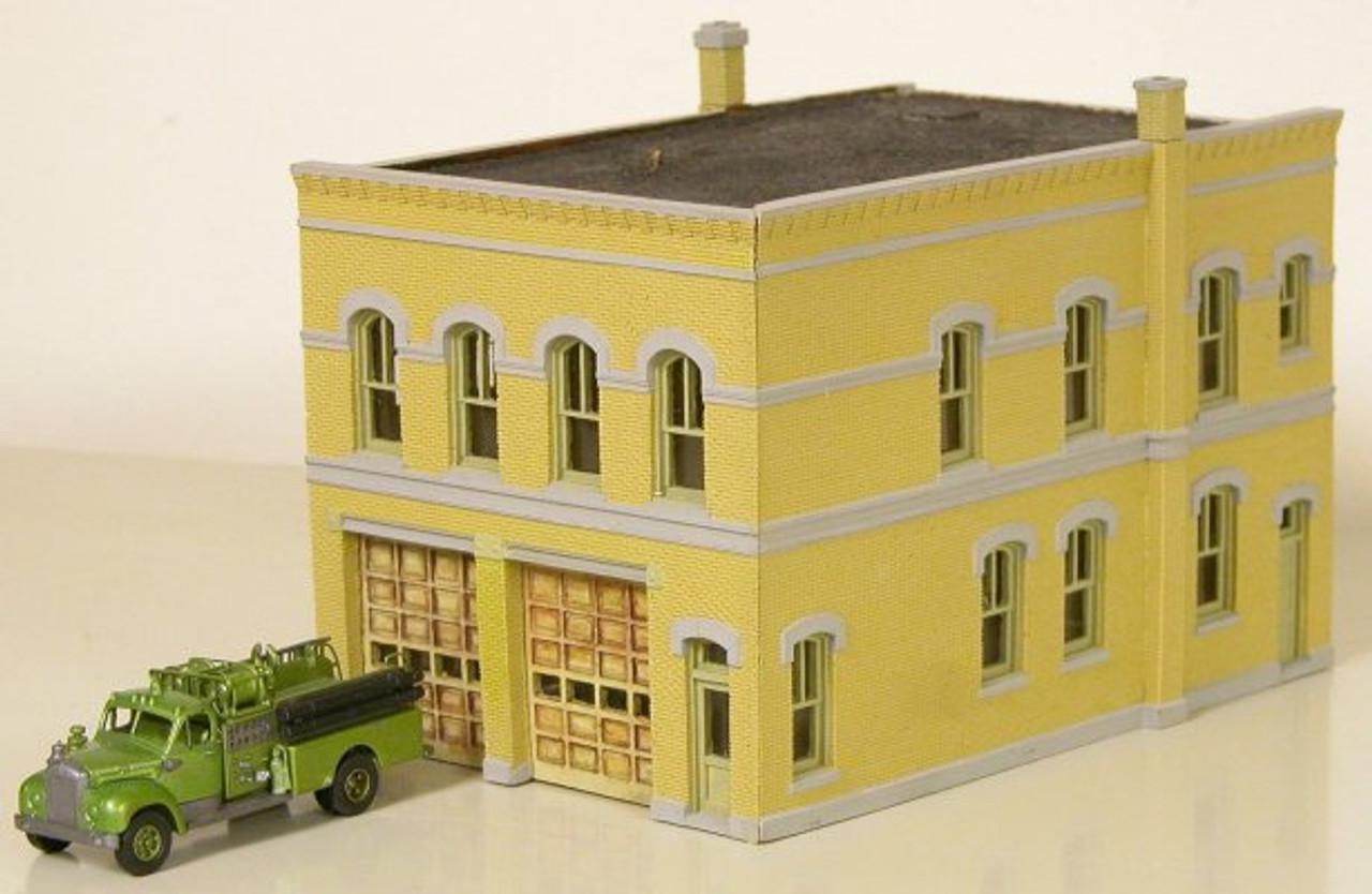 Victoria Falls Firehouse Kit