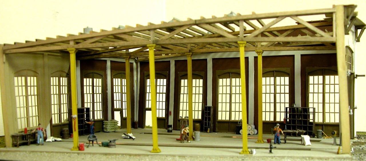 SS1121 Roundhouse Interior Kit SS7204