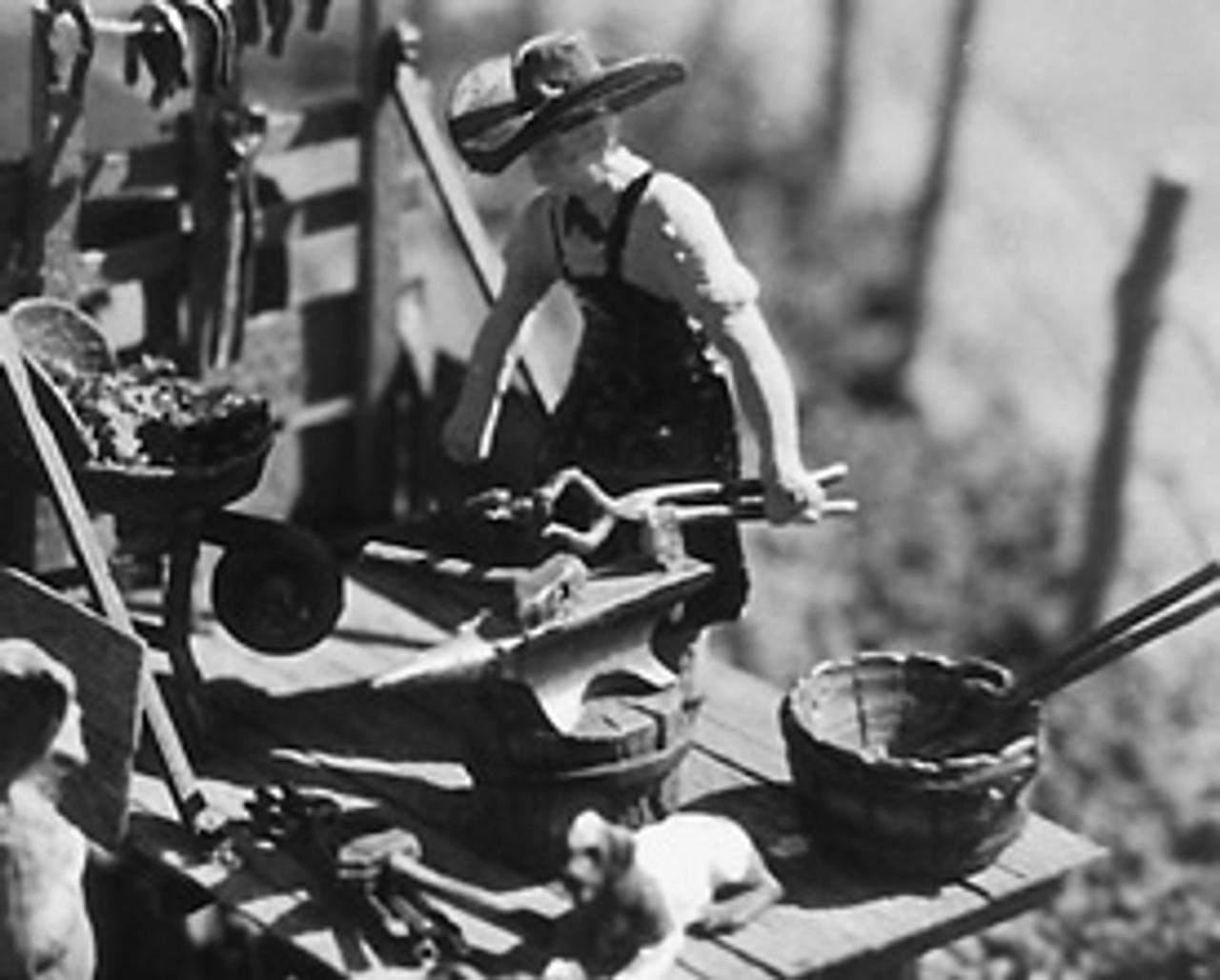 Blacksmith Tiny Tools & Equipment