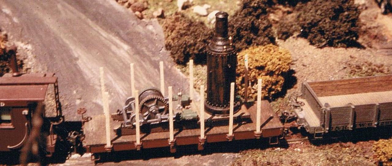Steam Hoist & Boiler Kit