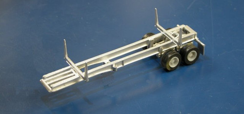 30 ft Open Frame Logging Trailer Kit