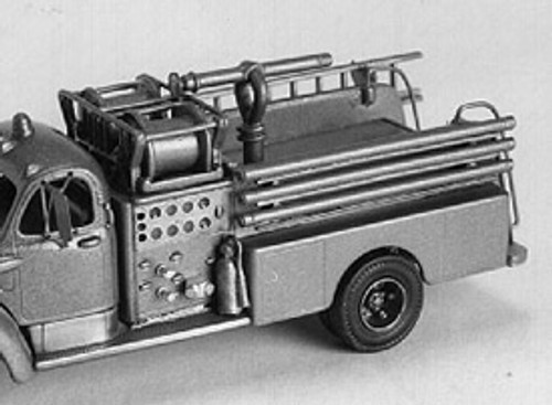 Firetruck Pumper Body Kit