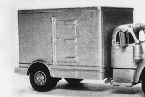 12.5 ft Refrigerated Van Body Kit