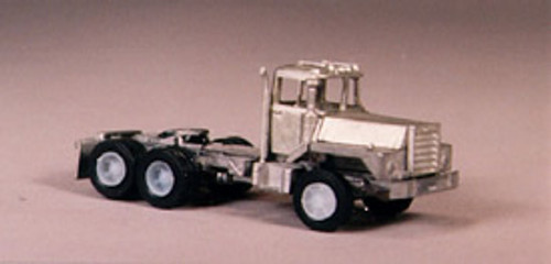 1966 Mack DM-800 (Offset Cab) Tractor Truck Kit