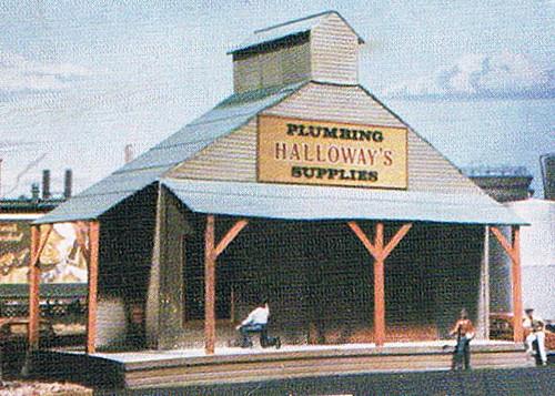 Halloway's Plumbing Supply Kit