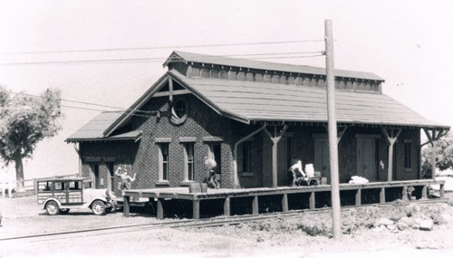Union Avenue Freight Terminal Kit
