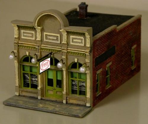 Ric 's Antique Shop Kit