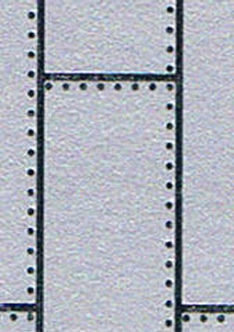 Large Steel Plate with Large Rivets Raised Facing Sheet