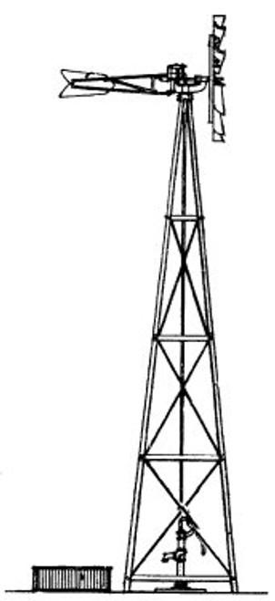 24' Windmill Kit