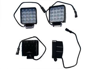48 Watt Square (Spot) LED Work Light