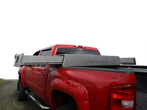 Chevrolet with drawers extended