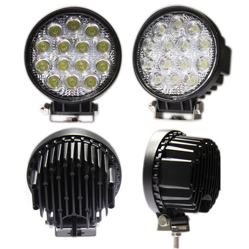 42 Watt Round(Flood) LED Work Light