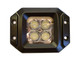 20 Watt LED Light Pair(Flange Mount) with Flood Pattern(Cree)E2