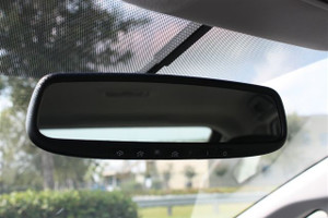 Auto-Dimming Mirror with Homelink for 2012-2018 Toyota Prius c