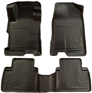 Husky Liners Weatherbeater Floor Liners for 2004-2009 Toyota Prius
