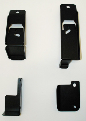 Seat Extension Brackets for 2012-2018 Toyota Prius c