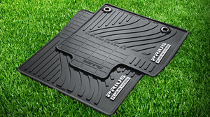 All Weather Floor Mats for 2012-2015 Toyota Prius Plug-in - OEM
