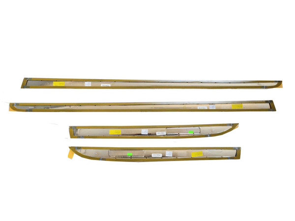 Lower Rocker Moldings for 2010-2015 Toyota Prius