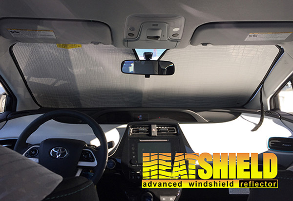 Sunshade HeatShield for 2016-2018 Toyota Prius - Front