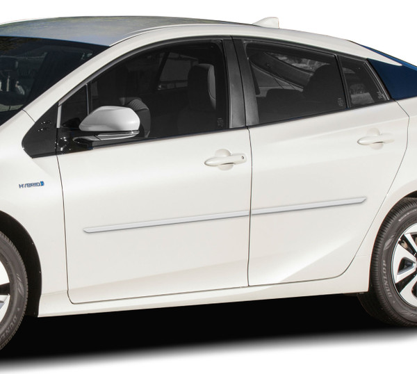Body Side Moldings for 2016-2018 Toyota Prius