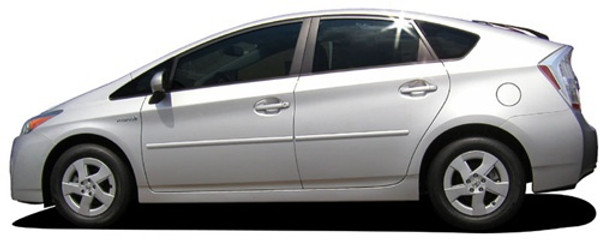 Body Side Moldings for 2010-2015 Toyota Prius
