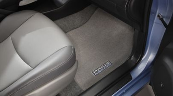 Carpeted Floor Mats for 2012-2015 Toyota Prius Plug-in - OEM