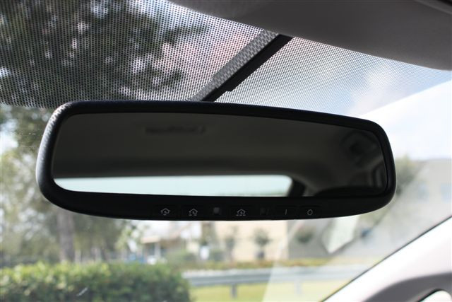 auto dimming mirror with homelink for 2010 2015 toyota prius oem rh shop priuschat com