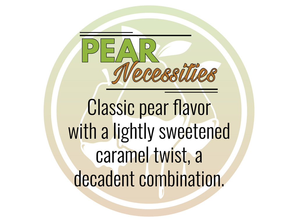 Pear Necessities
