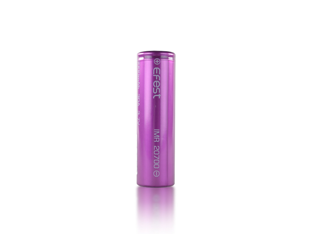 Efest 20700 Battery 3000mAh (Single)