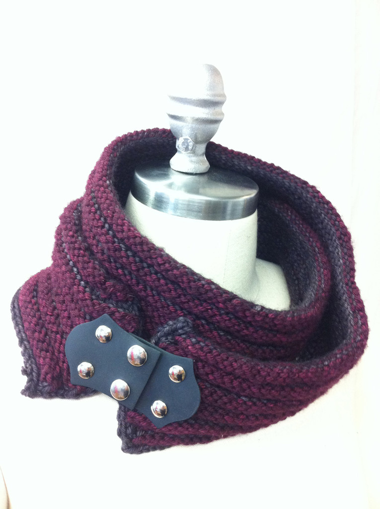 Furrow Long Loop Cowl