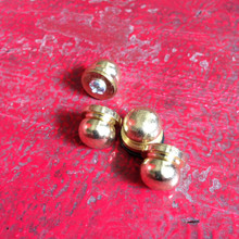 Solid Brass Screw-in  Bag Feet