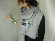 Infinity Scarf with JUL Lisbon RIng Closure