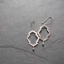 Peony Earrings No. 1