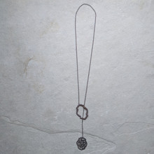 Acanthus Necklace No. 1 Patina