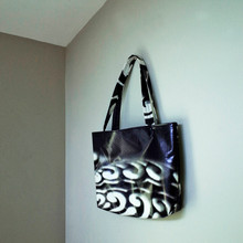 Upcycled Vinyl  Banner Special Edition Bag No. 4