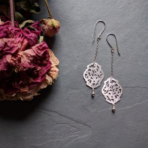 Acanthus Earrings No. 2