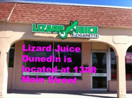 5 reasons why you should come to Lizard Juice's Dunedin electronic cigarette store today