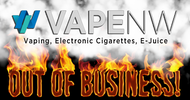Vape NW Out of Business