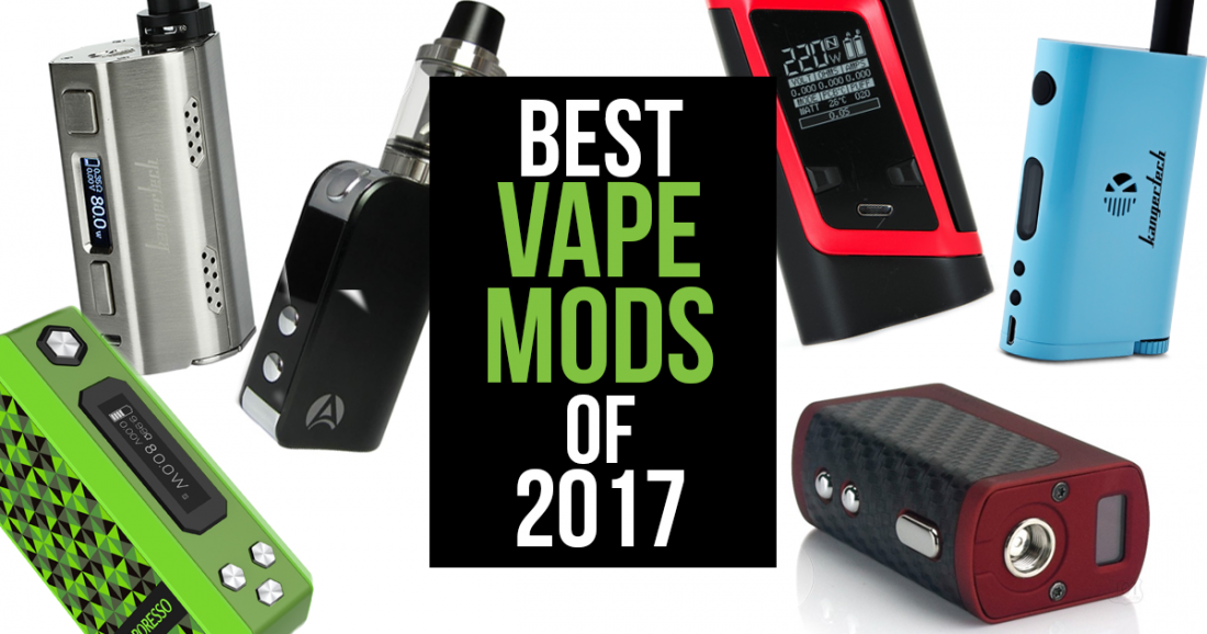 Best Vape Mods of 2018